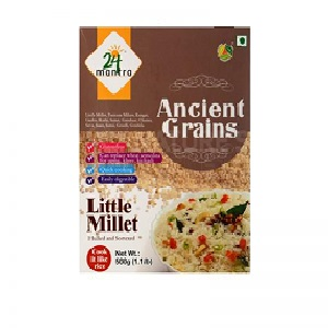 24 Mandra organic little Millet 500 g