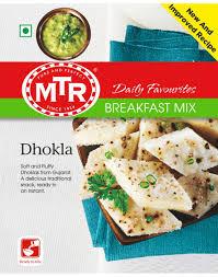MTR Dhokla
