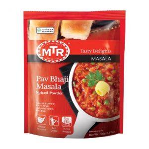 MTR pav bajji masala mix