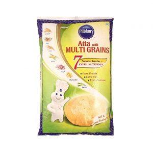 Pillsbury Multigrain Atta 5kg