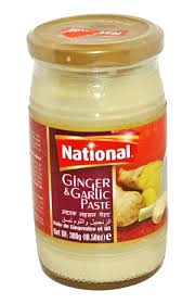 national ginger garlic paste