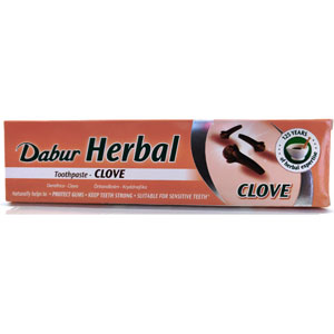 Dabur Clove tooth paste
