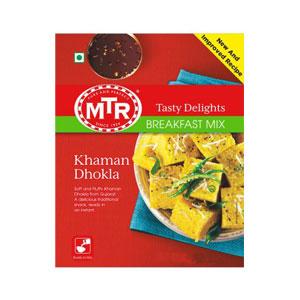 MTR Khaman Dhokla