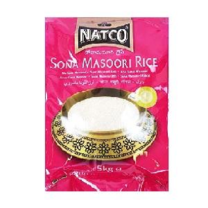 Natco Sona masuri rice 5kg