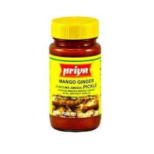 Priya Mango Ginger pickle