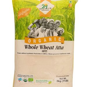organic wheat flour_