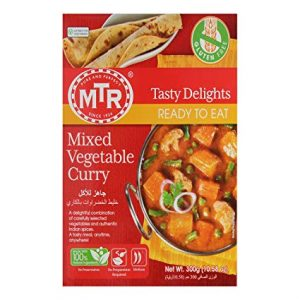 MTR instant vegetable curry_