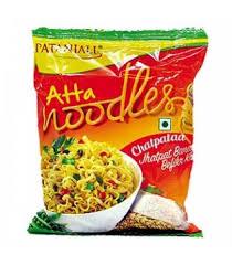 Patanjali Atta Noodles Chattpatta-60 gms