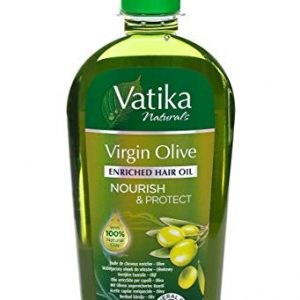 Vatika Virgin Olive Enriched Hair Oil 200 ml_