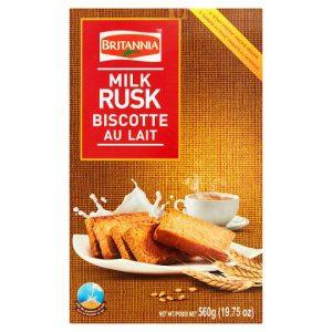 Britannia Milk Rusks 620g