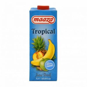 mazza tropical juice