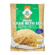 organic methi flour