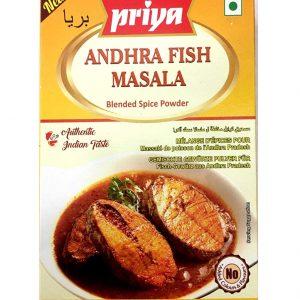 Priya Andhra Fish Masala 60g