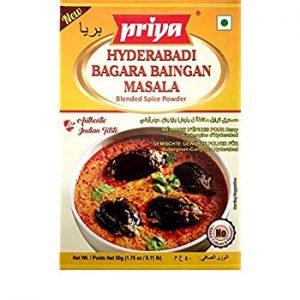 Priya Hyderabadi Bagara Masala 50g