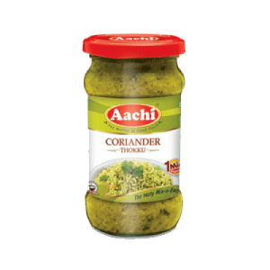 Aachi Coriander Thokku 300g