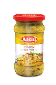 Aachi Lemon Rice Paste.300g