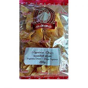 Annam Tapioka Chips 200g