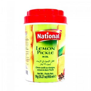 National Lemon Pickle 320 gm