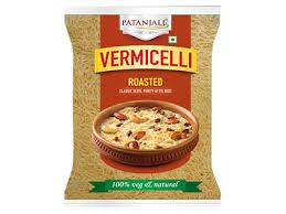 Patanjali roasted Vermicelli Plain-400 gms