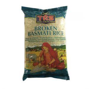 TRS Broken Rice 2 kg