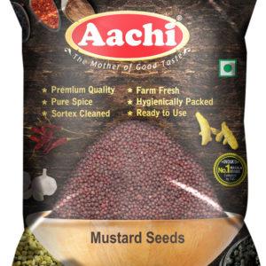 100g Mustard Seeds 3d Pack