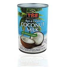 TRS coconut milk