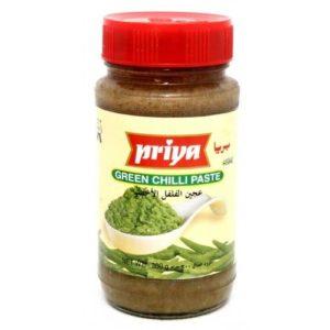 priya-green-chilli-paste