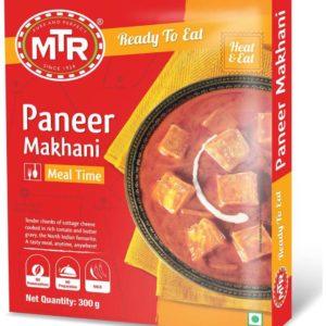 MTR RTE Paneer Makhani