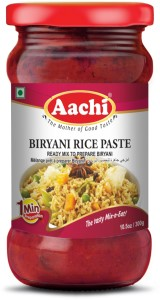 Aachi Biriyani Rice Paste 300g + 75g