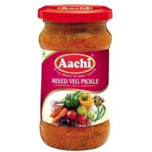 Aachi Mixed Veg Pickle 300g