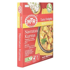 MTR RTE Navratan Kurma