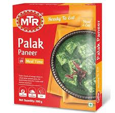 MTR RTE Palak Paneer 300g