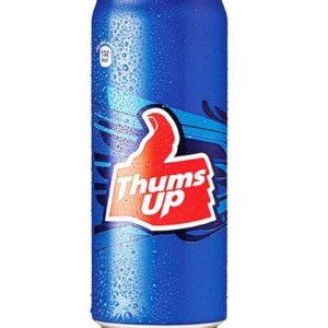 Thumps up Soft Drink Cans