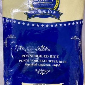agam ponni rice