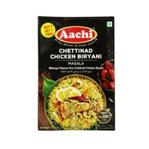 Aachi Chettinadu Chicken Biriyani Masala
