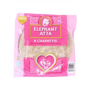 elephant chappaties