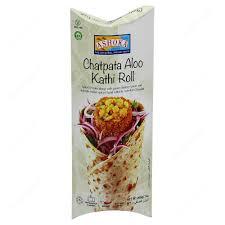 Chatpata Aloo Kathi Roll ASHOKA