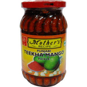 Mother`s Punjabi Teekha Mango Pickle