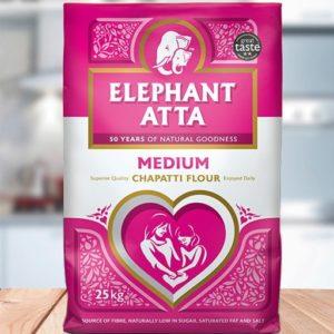 elephant Medium-Atta