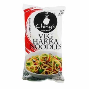 Chings Noodles Veg Hakka 150g