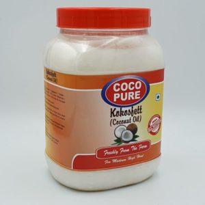 coco pure coconut oil