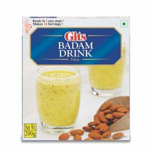 gits badam ddrink mix