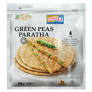Ashoka-Green-Peas-Paratha-400gms