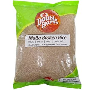 Double Horse Matta Rice Broken 1kg
