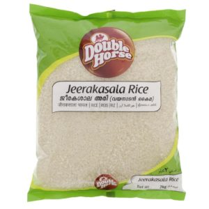 Double Horse Jeerakasala Rice 1Kg