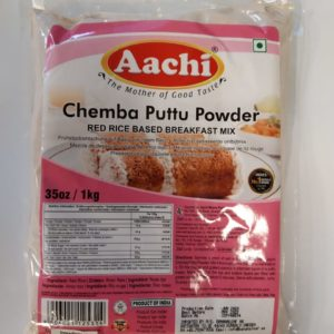 aachi chemba puttu flour