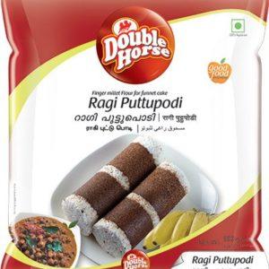 double horse ragi puttu flour