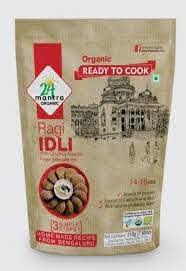 Organic Ragi Idli Mix- 200 Gms-5 Box