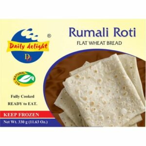 daily delight frozen rumali roti