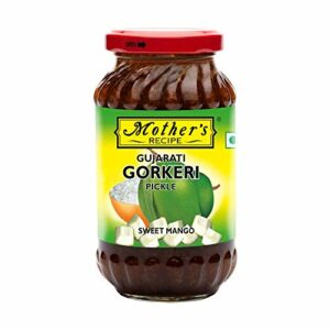 mothers gujarati gorkeri pickle